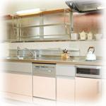 ご家庭のキッチン
